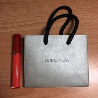Giorgio Armani 奢華絲絨訂製唇萃 #300