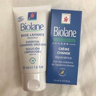 法貝兒-潔膚乳、護膚膏