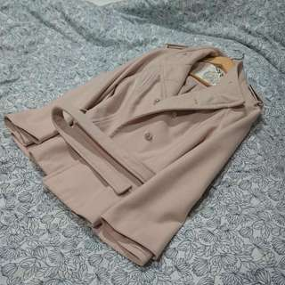 Size 12 Forever New Poncho Coat