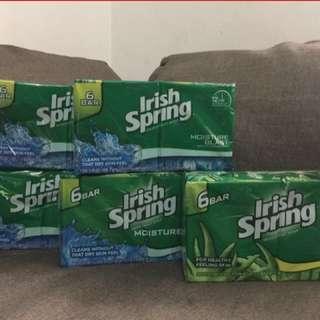 Irish spring soap