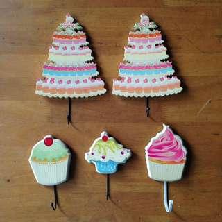 Hanging Cupcakes