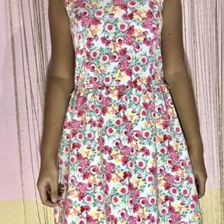 Floral Candie's Dress