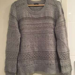 Brand New Dotti Knitted Top Size M