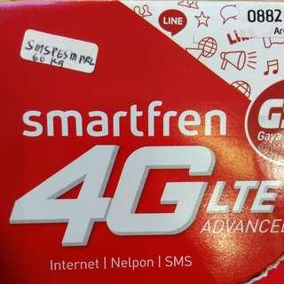 Kartu Perdana Smartfreen 60rb Dapat 13GB Bisa Di Semua Hp 4G