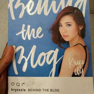 Behind The Blog (Kryz Uy)