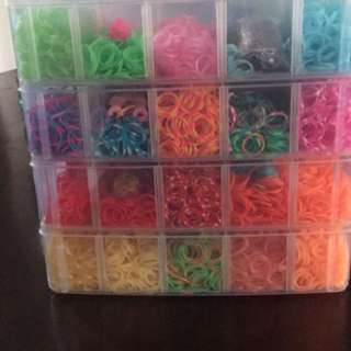 Loom bands 40 Compartment