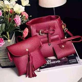 4in1 set bag