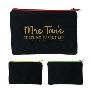 Teachers Pencil case - Teachers' teaching essential