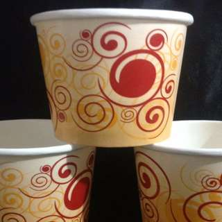750cc Paper Bowl