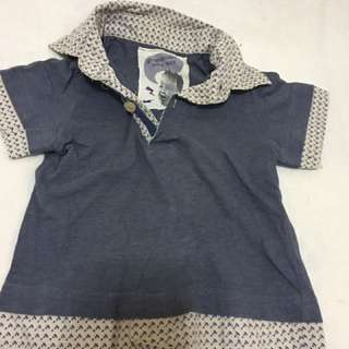 Gingersnaps Infant's Polo