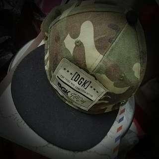 帽子 軍 迷彩
