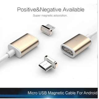 magnetic charger for iphone and android