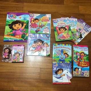 All About Dora The Explorer Bundle