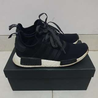 Adidas NMD R1 Black (Not Yeezy, Ultra Boost, or Flyknit)
