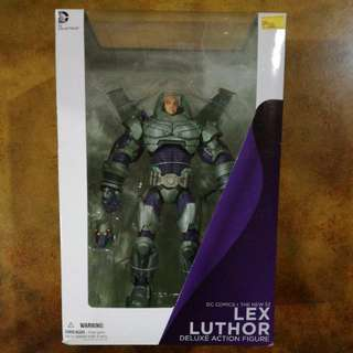 Lex Luthor Deluxe Action Figure