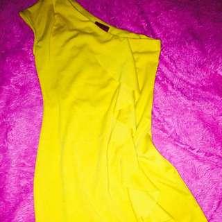 Chantal Paris Mini Dress
