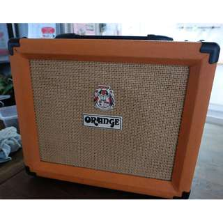ORANGE CRUSH 20L Guitar Amp On sale