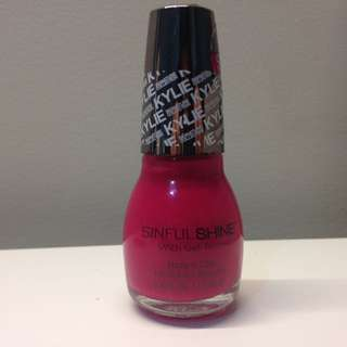 Brand New Sinful colours Nail polish