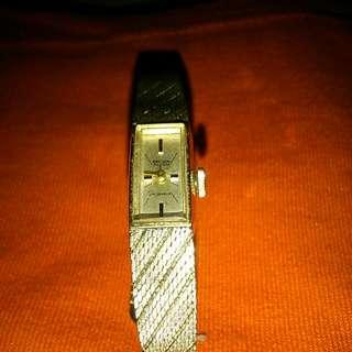 Vintage Gruen 14k Gold Precision Swiss Duchess Watch 1930s