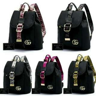 New ransel Gucci OFFWHITE 1818