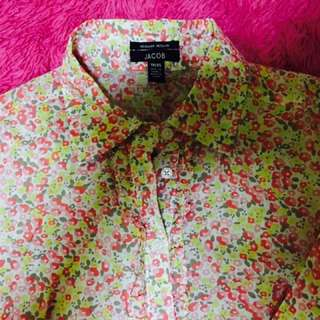 Jacob Floral Long Sleeves