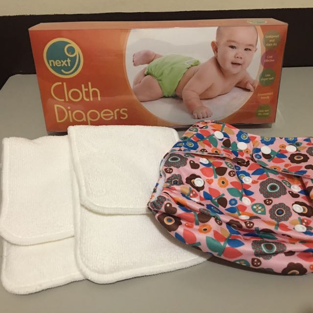 Brand new 4 Cloth Diapers