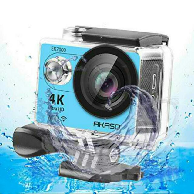 4k Sports Ultra HD Wifi Action Camera