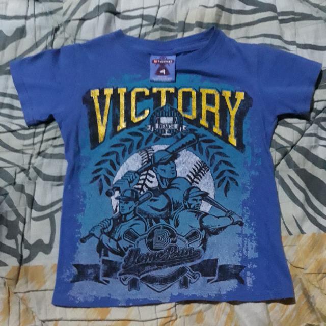 4T Bench Kid Shirt