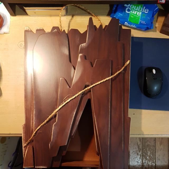 實心木頭置物盒 #我的家飾可超取
