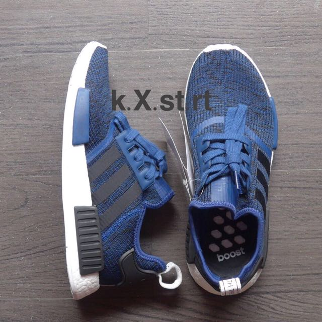 NMD R1 'Mystery Blue'