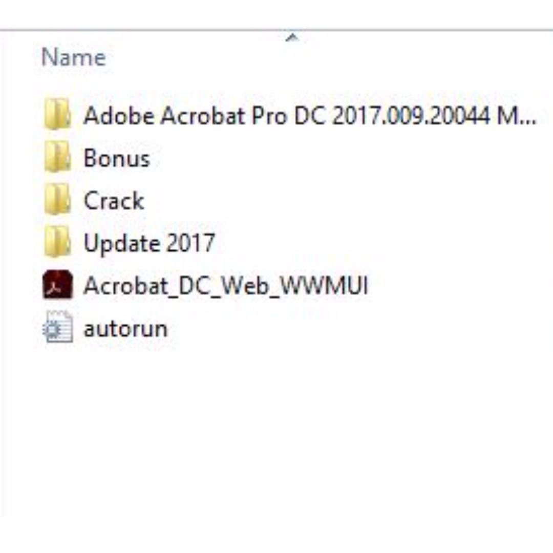 buying adobe acrobat pro dc