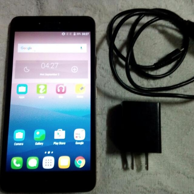 "Alcatel One touch Pixi 4 6"" 3G Android"
