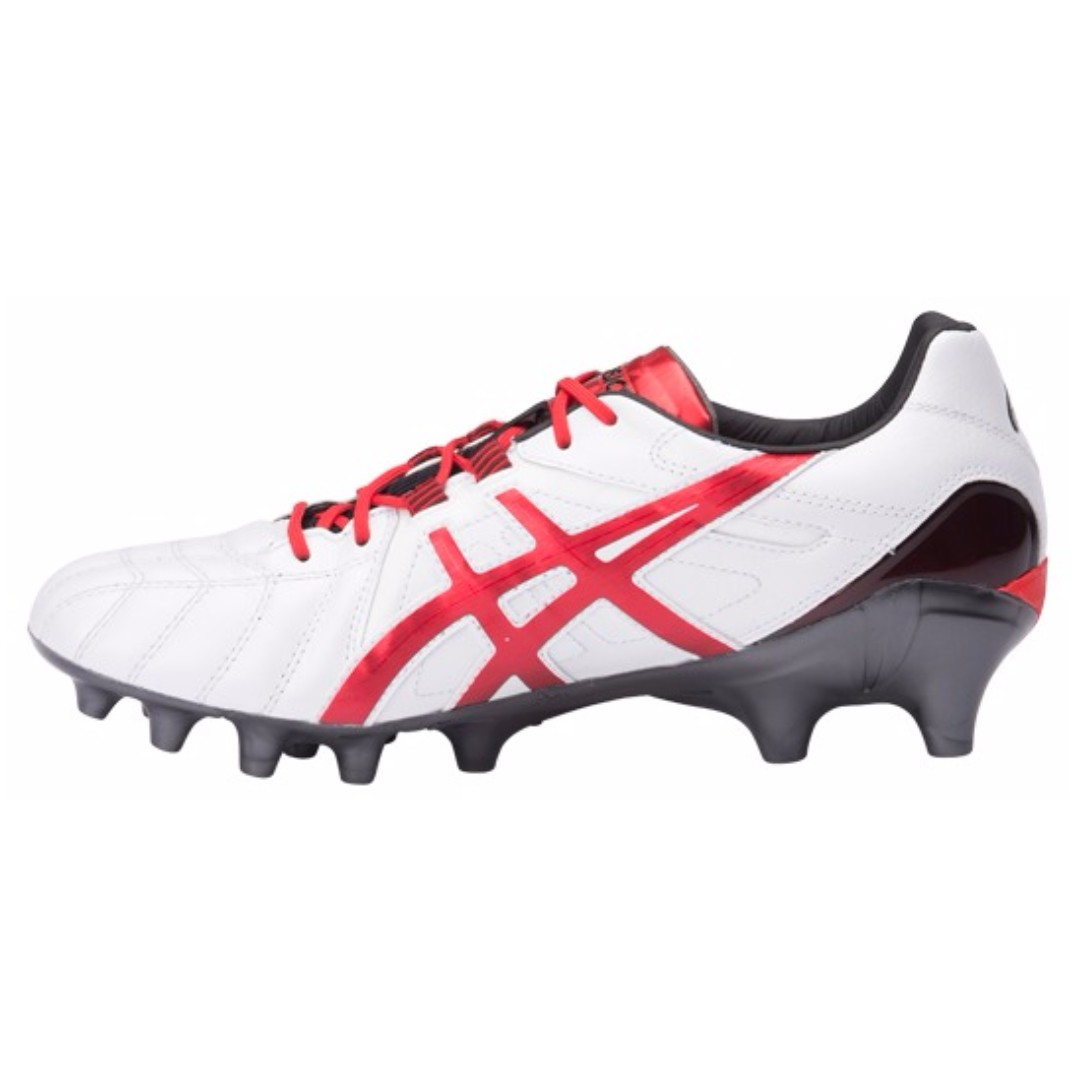 fcfe584d25c2 Asics Gel Lethal Tigreor 8 IT Football Boots (Red and White)