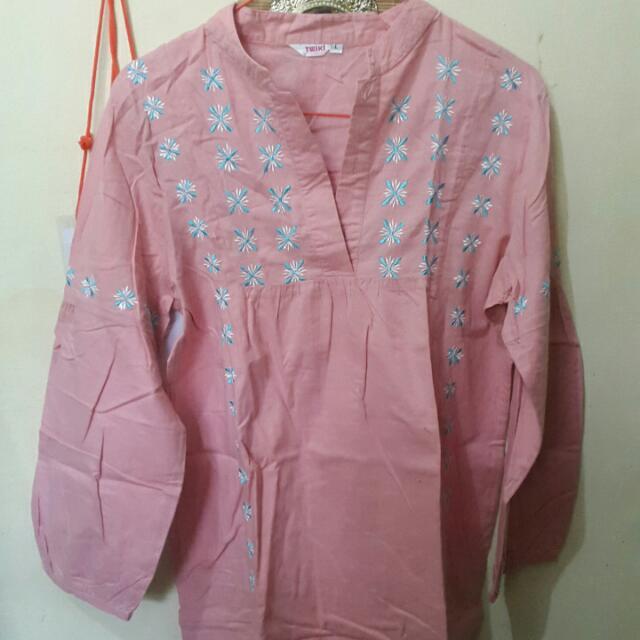 Atasan Baju Muslim By Twiki