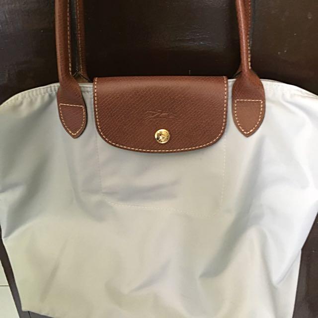Authentic Longchamp Small long handle