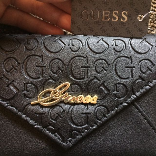 Authentic Guess Clutch