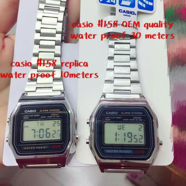 Authentic Quality Casio Watch