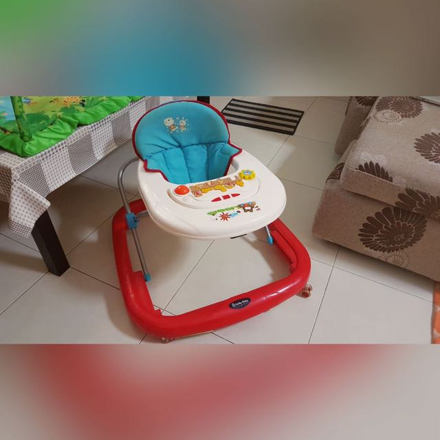 Walker High Chair Bath Tub