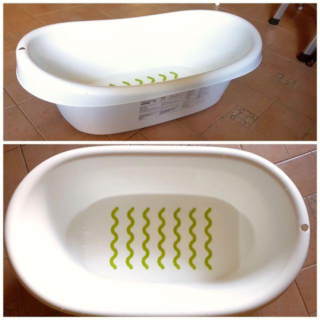 Walker High Chair Bath Tub