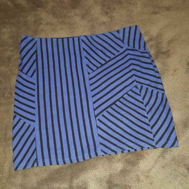 BARDOT Bandage Skirt