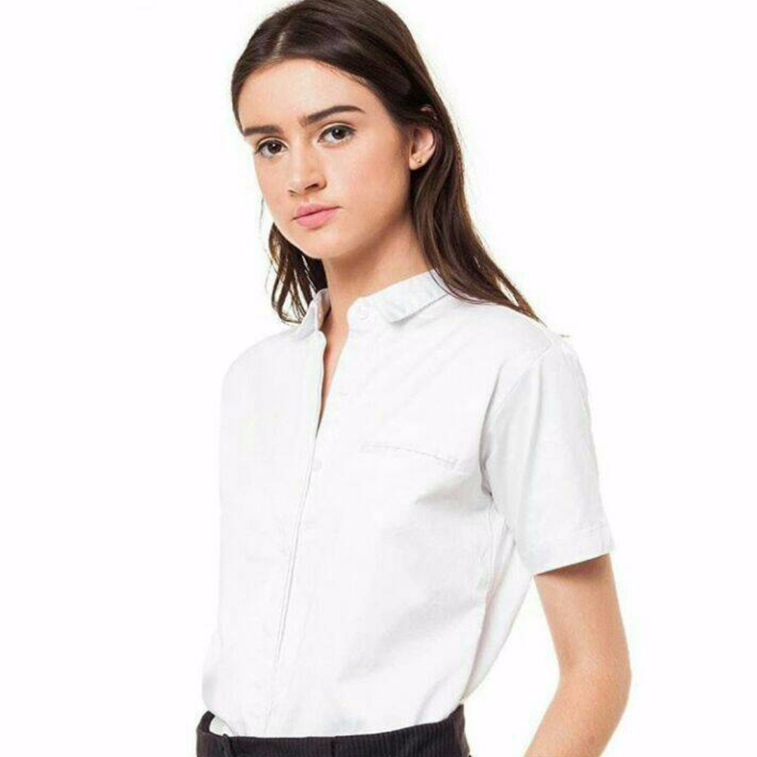 Basic Shirt White