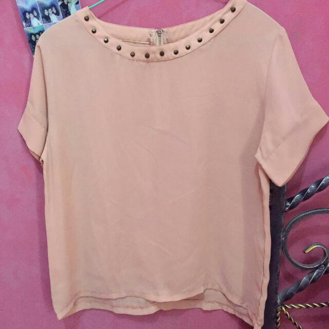 Blouse Round Dots