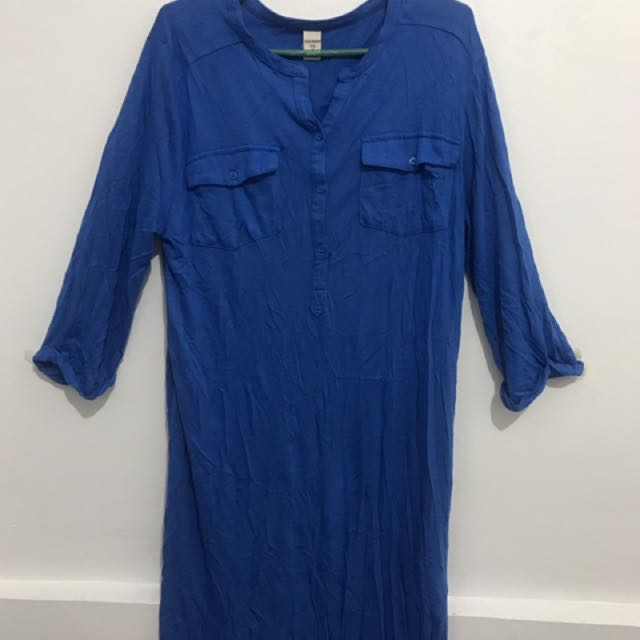 Blue Dress(Old Navy)repriced!