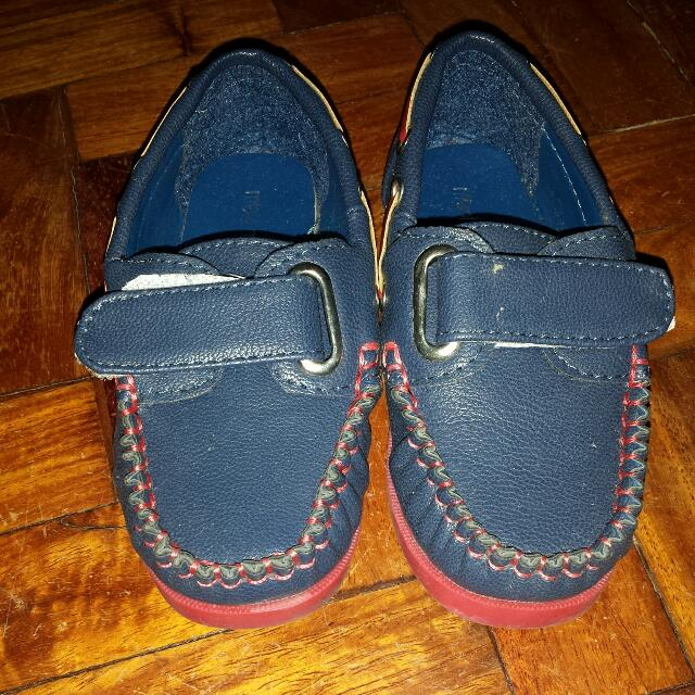 Boys Shoes (Meet my Feet)