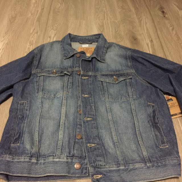 Brand New POLO Denim Jacket