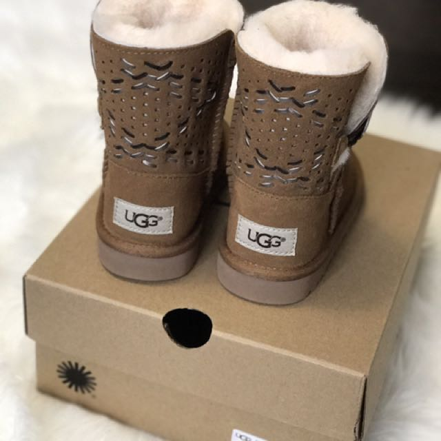 Brand New Toddler Girl Ugg Boots