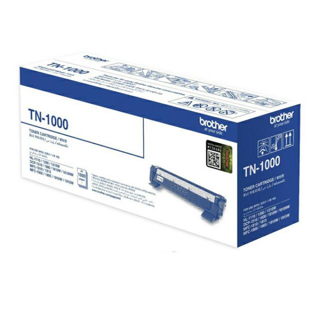 .Brother TN-1000