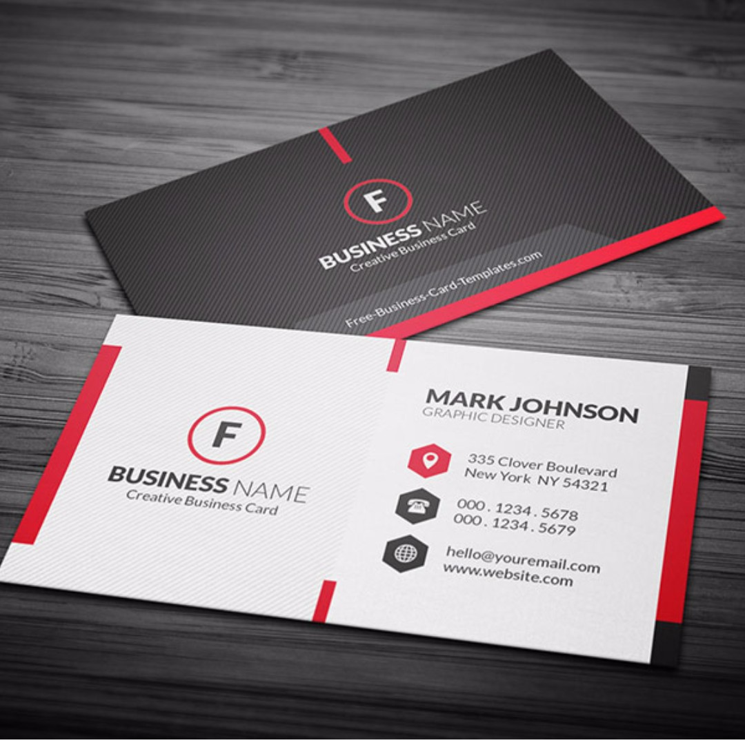 Business card designs home car services others on carousell share this listing reheart Choice Image