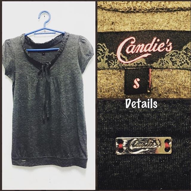 Candie's Glittery Blouse