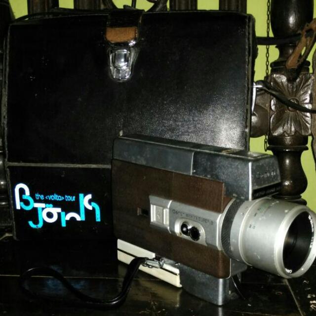 Canon Autozoom 318 Super 8 Film Camera